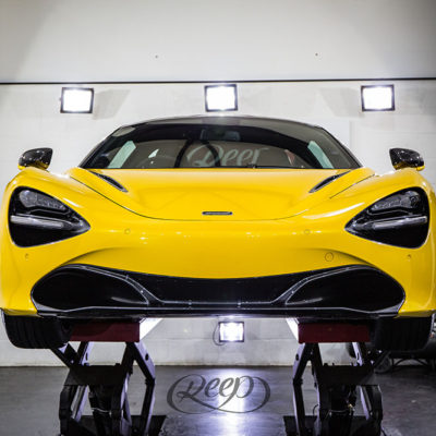 McLaren Paint Protection