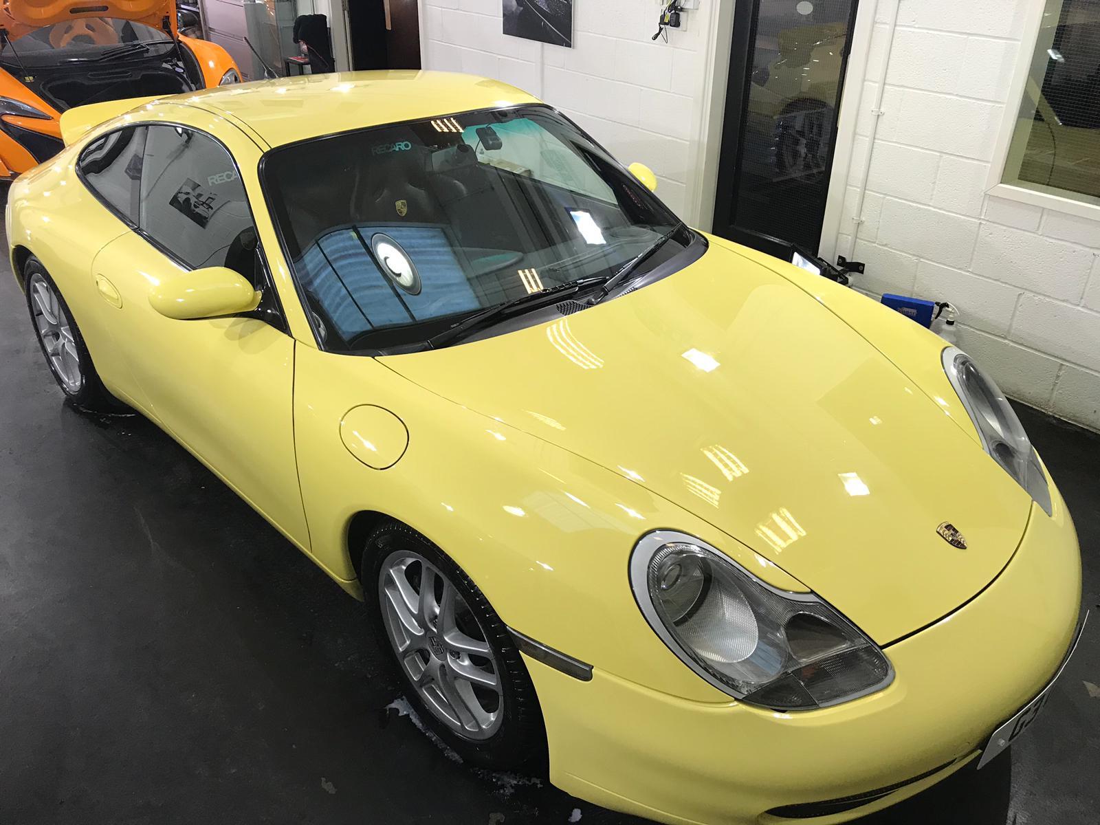 Porsche Carrera PPF